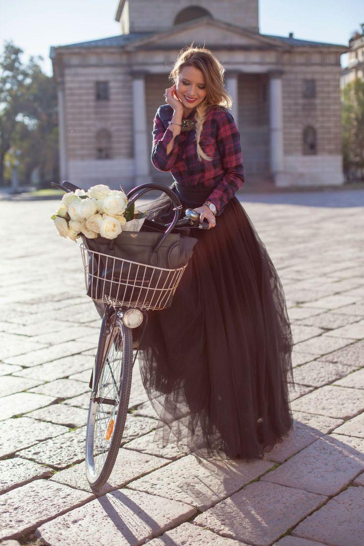ma dove vai bellezza in bicicletta