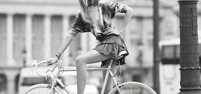 bellezza in bicicletta