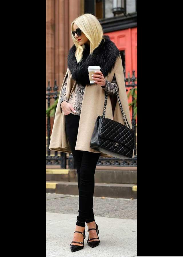 coat marrone