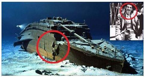 Il Titanic non affondò per l'icerberg, la verità è un'altra ed è agghiacciante! Guardate….