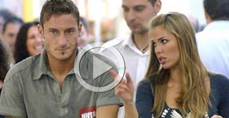 Ilary Blasi e l'amante di Totti. La Showgirl risponde così