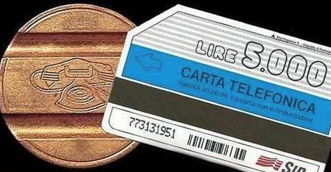 Avete in casa queste vecchie monete o schede telefoniche? potrebbero valere oltre 10 mila euro