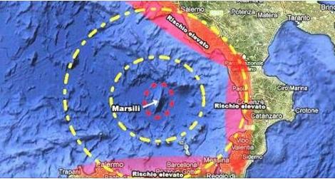 Italia a rischio tsunami: onde devastanti possono colpire queste zone.